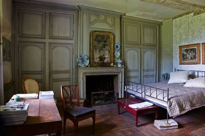 Peter Gabrielse's bedroom