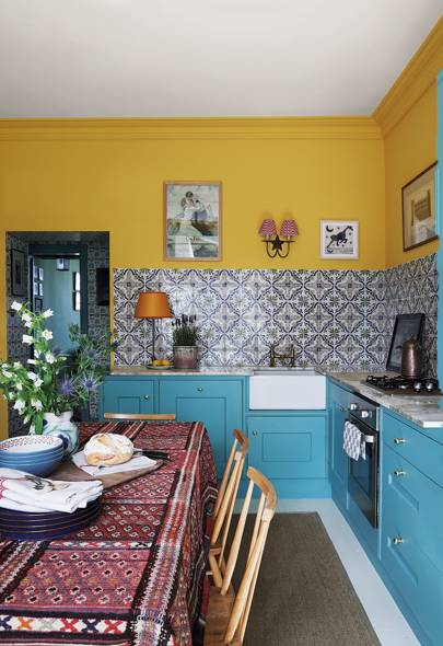 Paint colour ideas | House & Garden