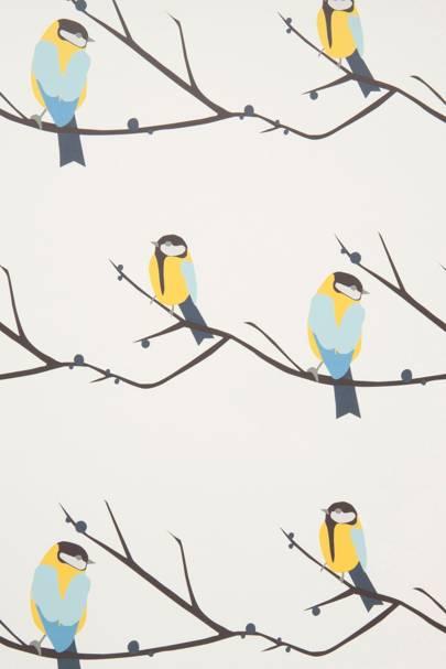 Juneberry & Bird