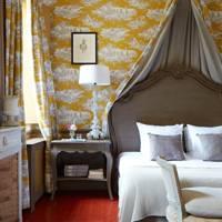 Domaine de la Baume: Bedroom