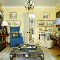 Small Cream Living Room Traditional Furniture