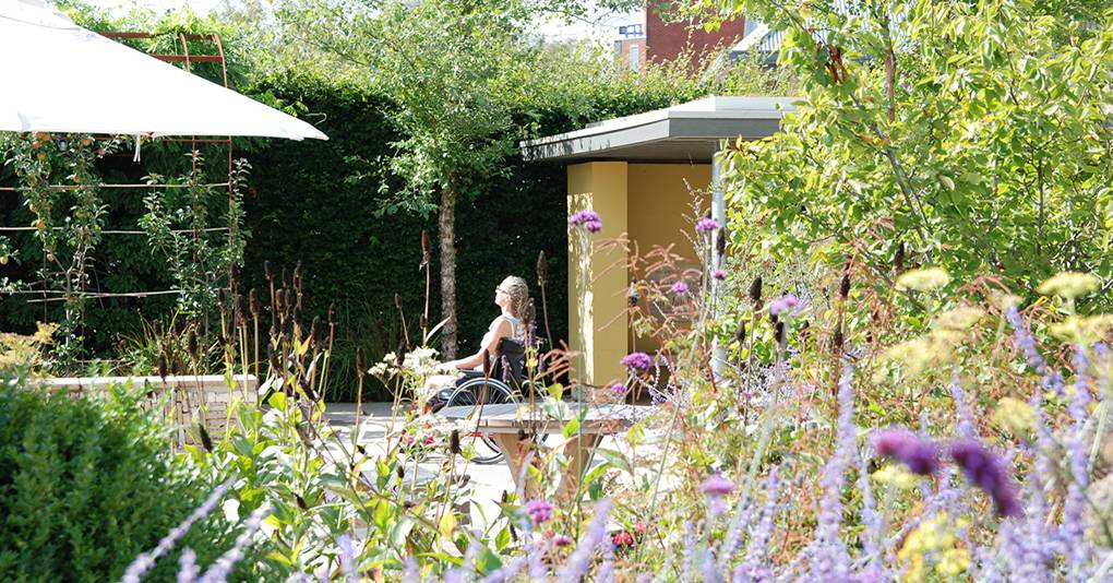 Win a year's subscription to House & Garden in the Horatio's Garden spring raffle