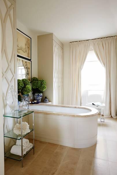 Cream Bathroom