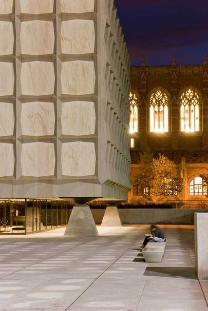 Beinecke Library, Yale University, New Haven