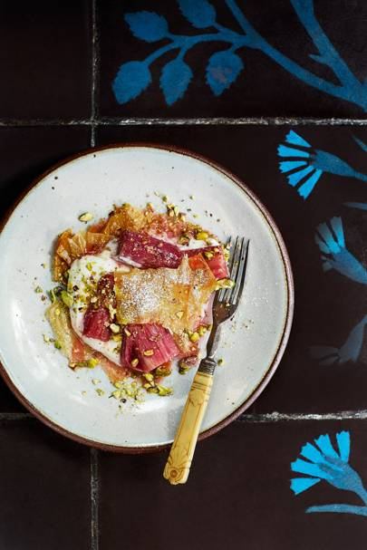 Six recipes from London Restaurant Moro Chef Samantha Clarke