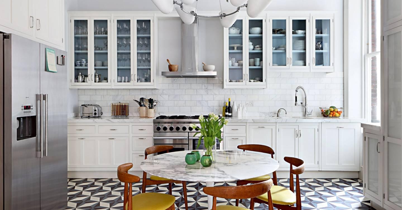 Stylish Kitchen Flooring Ideas