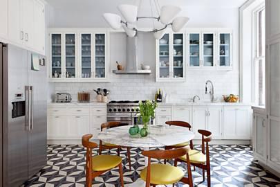 Kitchen Flooring Stylish Kitchen Flooring Ideas House Garden