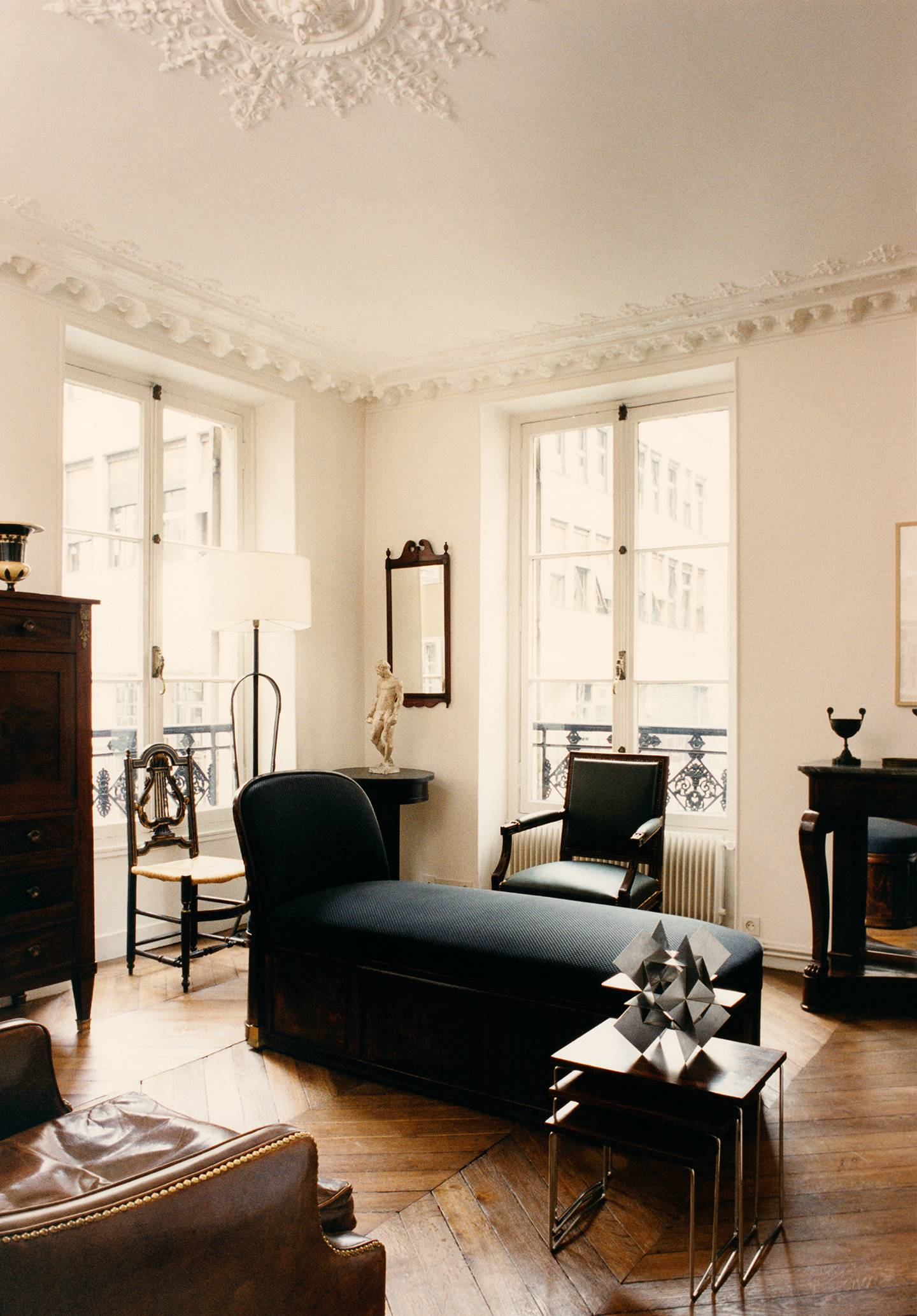 From the archive: fashion designer Andrew Gn's Paris flat (1996)