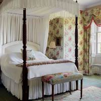 Traditional Chintz Bedroom