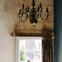 Landing Lighting - Traditional Bath B&B