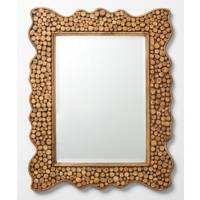 Tree Trunk Mirror
