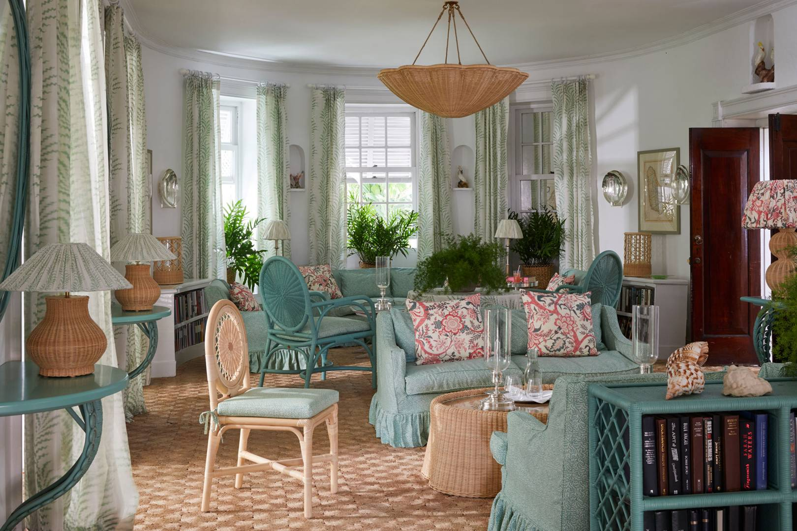 Soane Britain's new Cobblers Cove collection is the embodiment of tropical charm