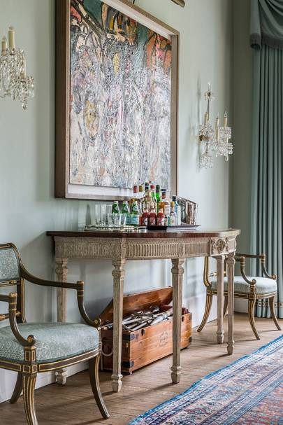Drawing Room Sideboard
