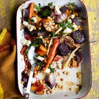 Autumn Recipes - Seasonal Recipes for October