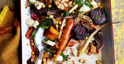 How to roast vegetables (and let your oven do all the cooking)