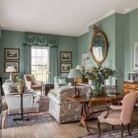 Drawing Room - Traditional Hampshire Country House