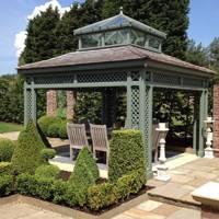 Stan Fairbrother Garden Structures - North West