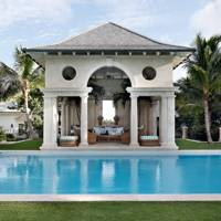 Bahamas Beach House Pool | Garden Swimming Pool Ideas