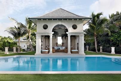 Bahamas Beach House Pool | Garden Swimming Pool Ideas