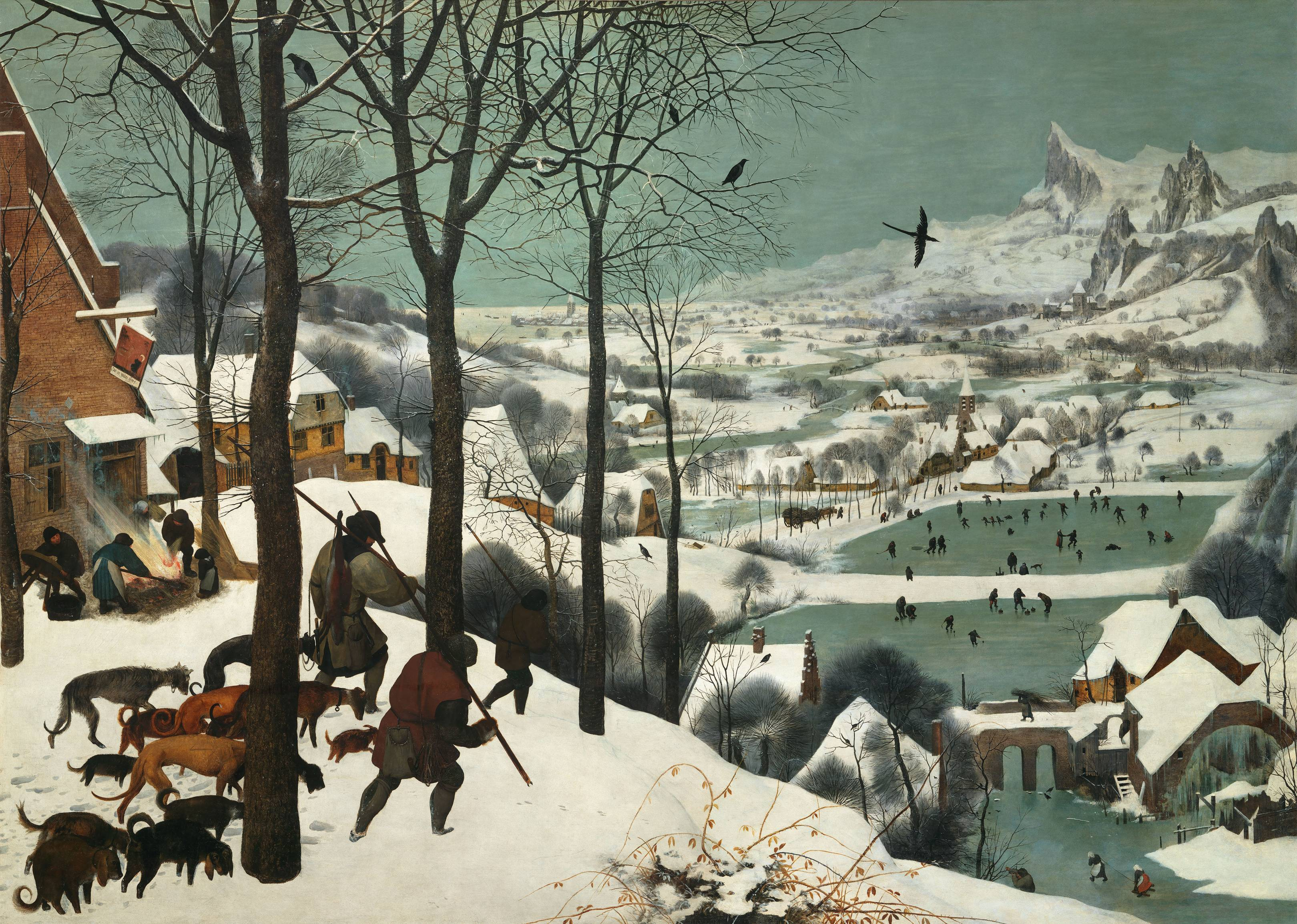 Taschen is releasing a monumental new monograph of Pieter Bruegel's complete works